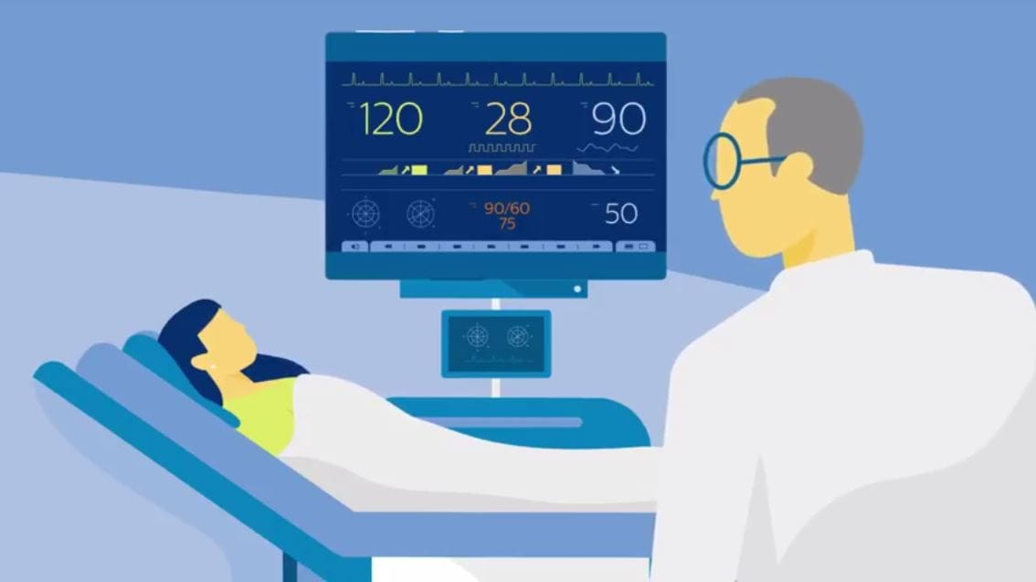 Patient Monitoring Video