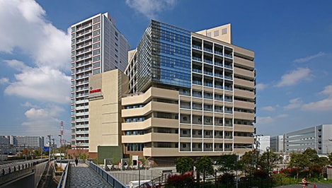 Kawasaki Saiwai Hospital, Japan