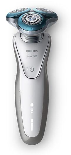 Απολαύστε το ξύρισμά σας. Η ξυριστική μηχανή Philips Series 7000 είναι  ειδικά σχεδιασμένη για τις ευαίσθητες επιδερμίδες 30d46368b7e