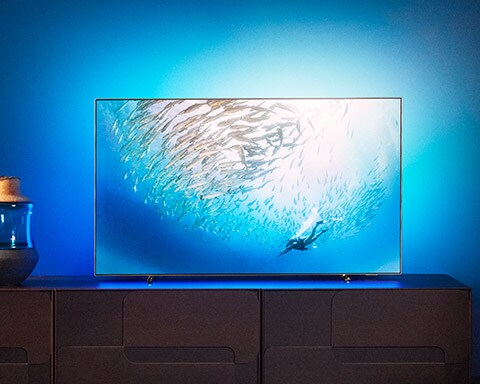 Δείτε την Smart TV Philips OLED 4K